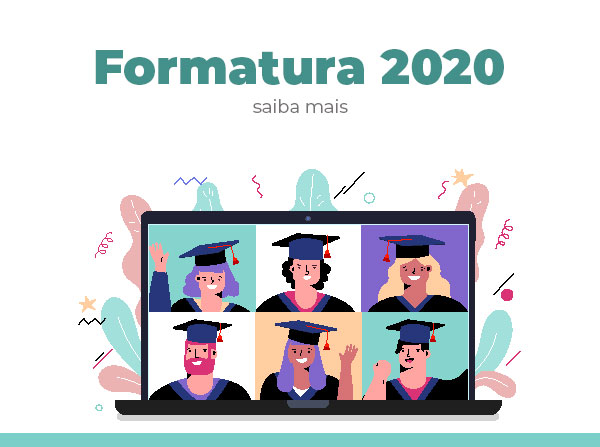 FORMATURA 2020 DESTAQUE